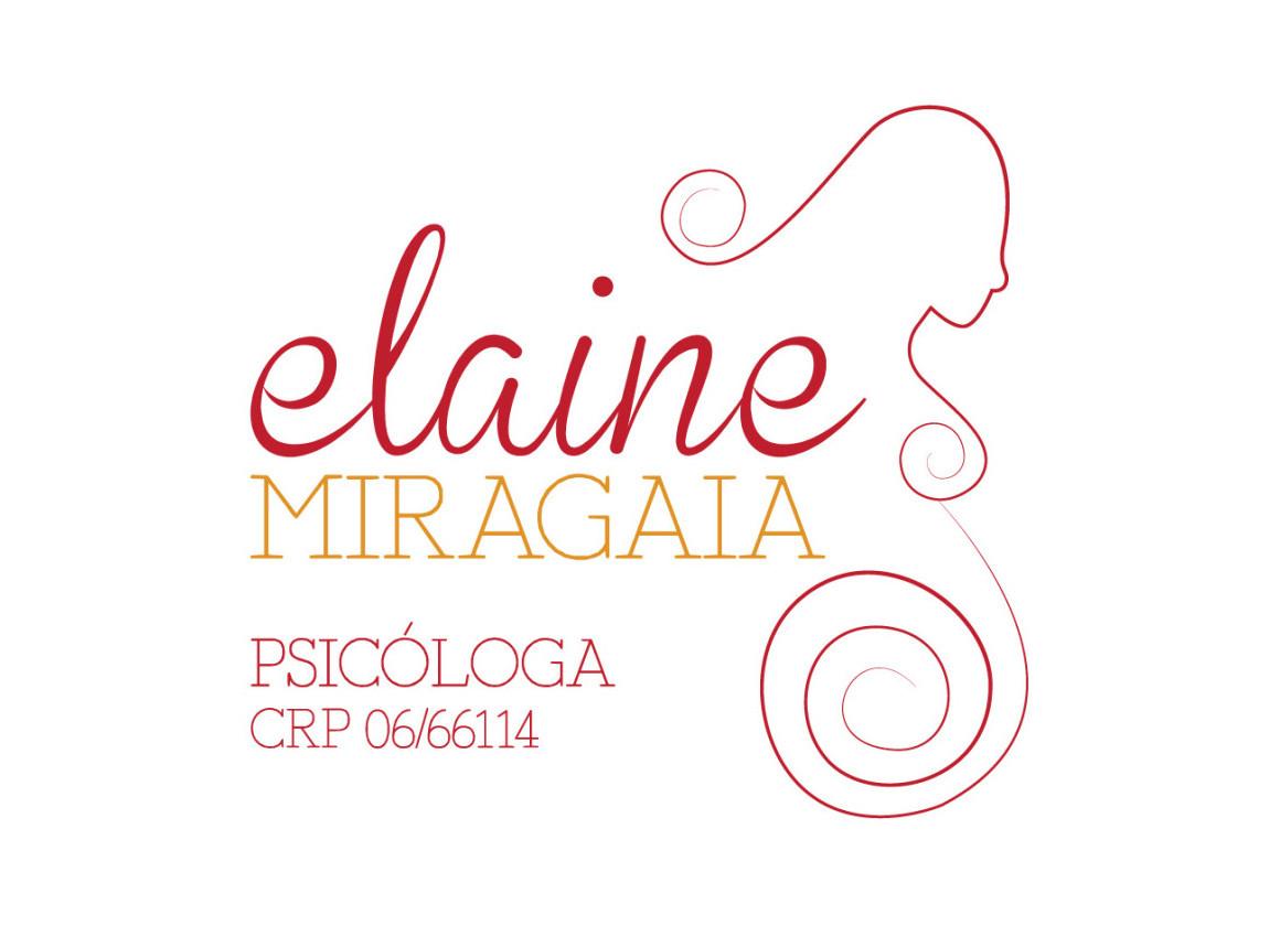 ELAINE MIRAGAIA LOGO